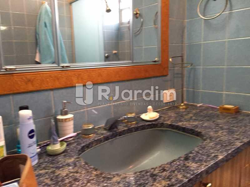 Banheiro - Apartamento À VENDA, Gávea, Rio de Janeiro, RJ - LAAP40187 - 18