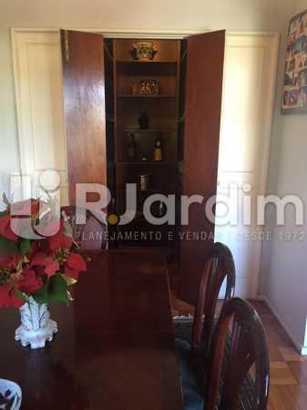 Quarto - Apartamento À VENDA, Gávea, Rio de Janeiro, RJ - LAAP40187 - 21
