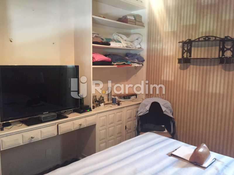 Quarto - Apartamento À VENDA, Gávea, Rio de Janeiro, RJ - LAAP40187 - 9
