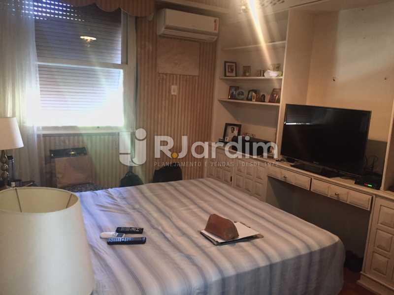 Banheiro - Apartamento À VENDA, Gávea, Rio de Janeiro, RJ - LAAP40187 - 8