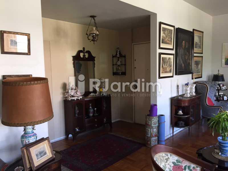 Hall - Apartamento À VENDA, Gávea, Rio de Janeiro, RJ - LAAP40187 - 5