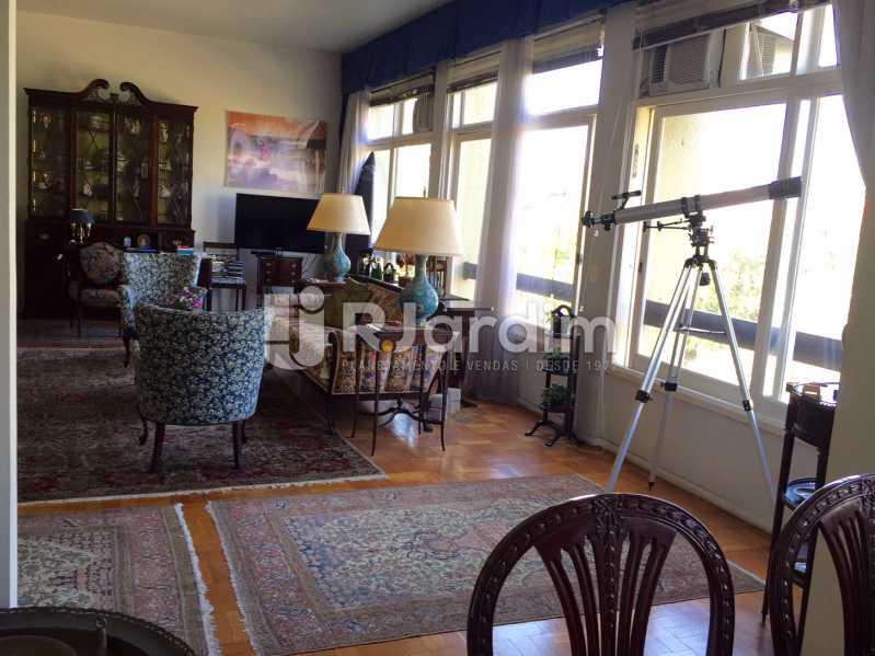 Sala - Apartamento À VENDA, Gávea, Rio de Janeiro, RJ - LAAP40187 - 16