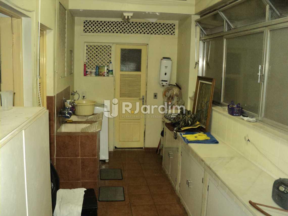 24 ÁREA DE SERVIÇO - Apartamento Flamengo, Zona Sul,Rio de Janeiro, RJ À Venda, 4 Quartos, 268m² - AP0321 - 29