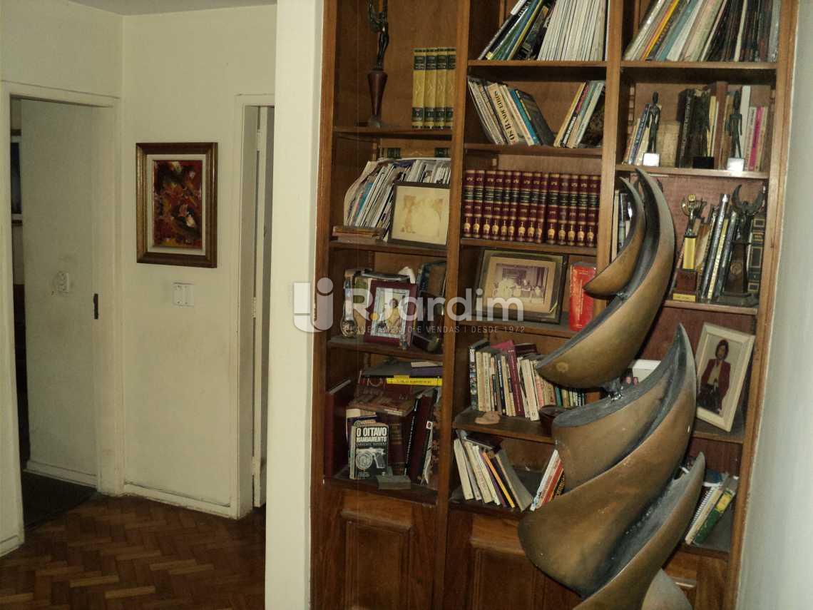 11 SALA ÍNTIMA DE LEITURA - Apartamento Flamengo, Zona Sul,Rio de Janeiro, RJ À Venda, 4 Quartos, 268m² - AP0321 - 12