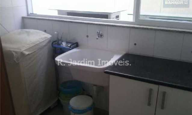 ÁREA DE SERVIÇO  - Apartamento à venda Rua Barão de Jaguaripe,Ipanema, Zona Sul,Rio de Janeiro - R$ 4.300.000 - LAAP30249 - 15
