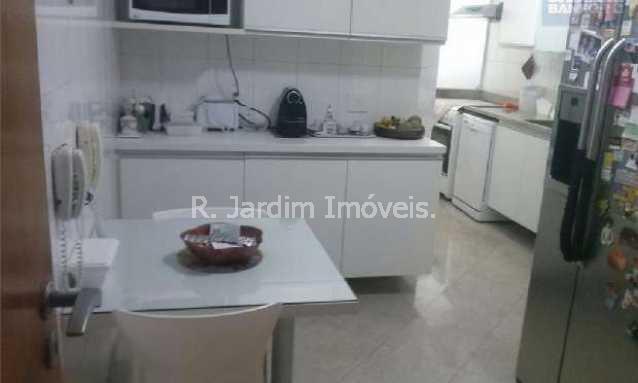 COZINHA - Apartamento à venda Rua Barão de Jaguaripe,Ipanema, Zona Sul,Rio de Janeiro - R$ 4.300.000 - LAAP30249 - 7