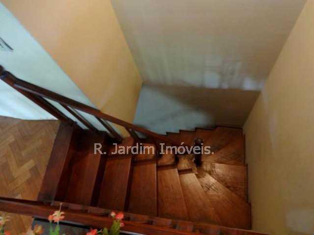 Escada para o primeiro andar - Quadra da praia. - LAAP31724 - 13