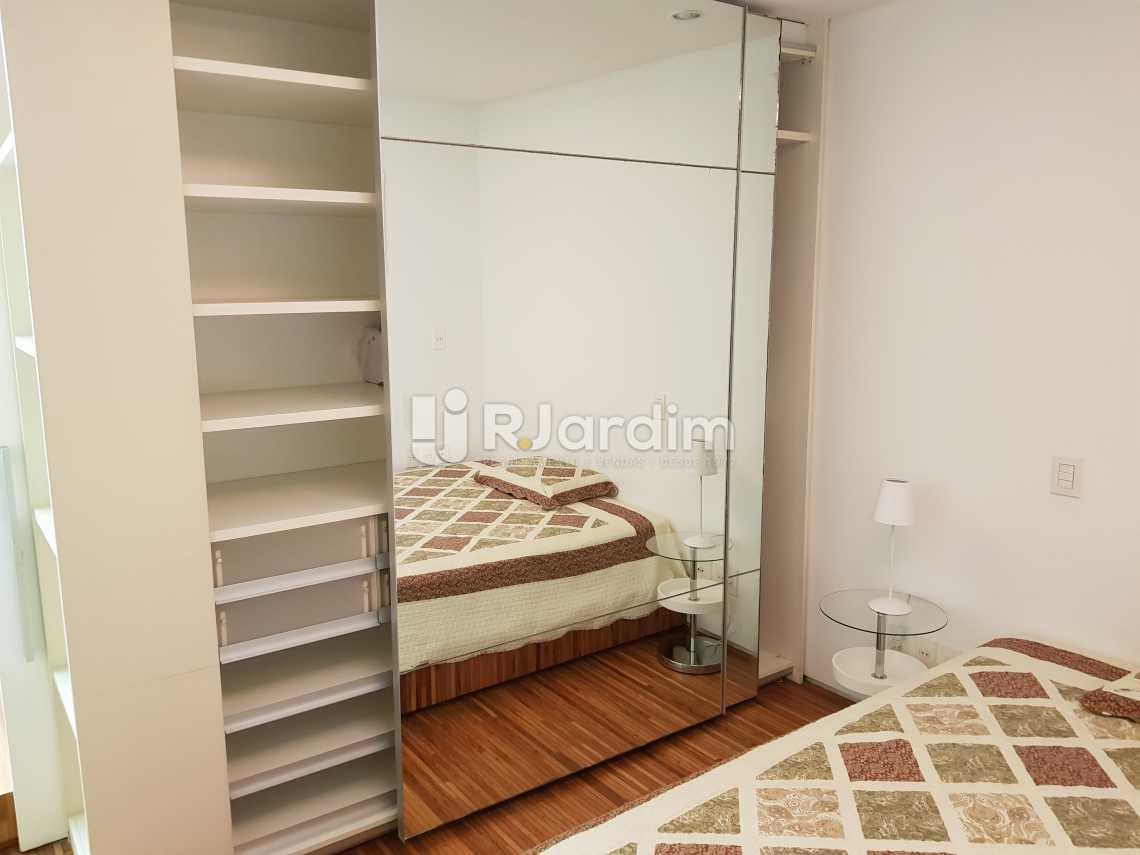 Quarto - Flat 1 quarto à venda Lagoa, Zona Sul,Rio de Janeiro - R$ 1.200.000 - LAFL10008 - 17