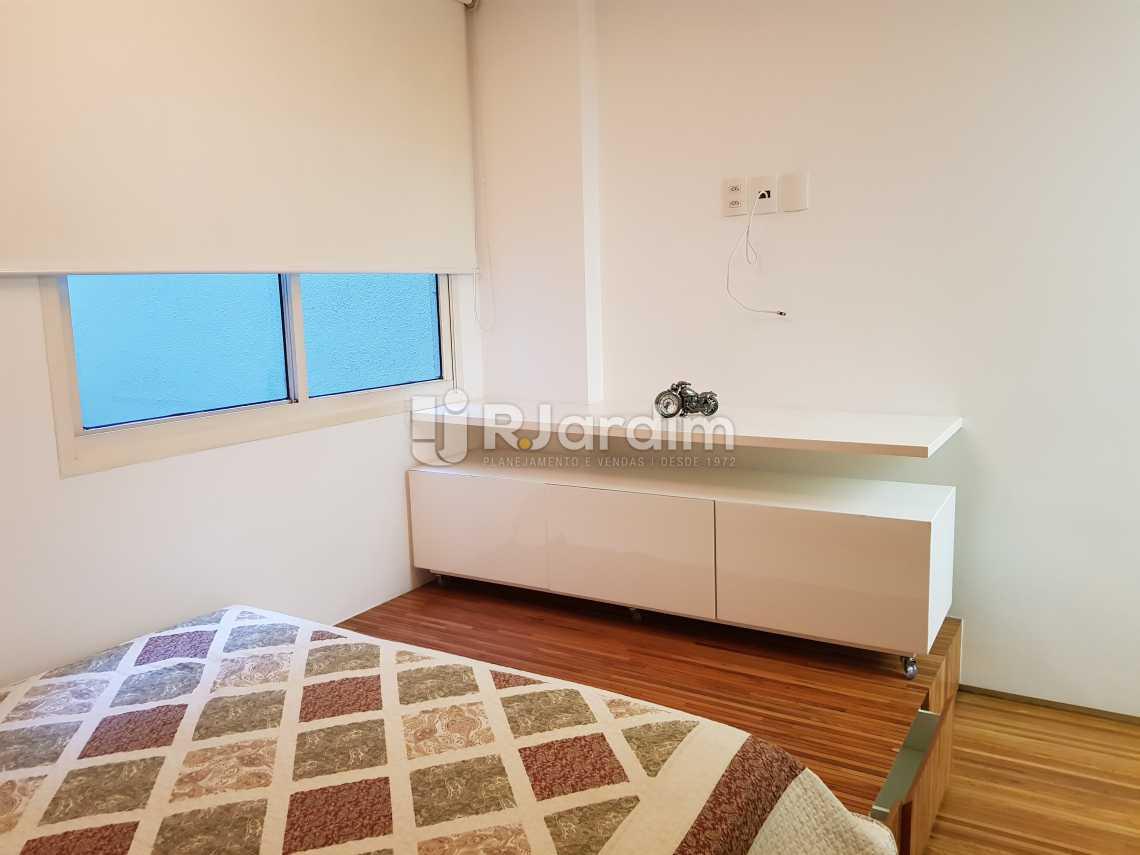 Quarto - Flat 1 quarto à venda Lagoa, Zona Sul,Rio de Janeiro - R$ 1.200.000 - LAFL10008 - 18