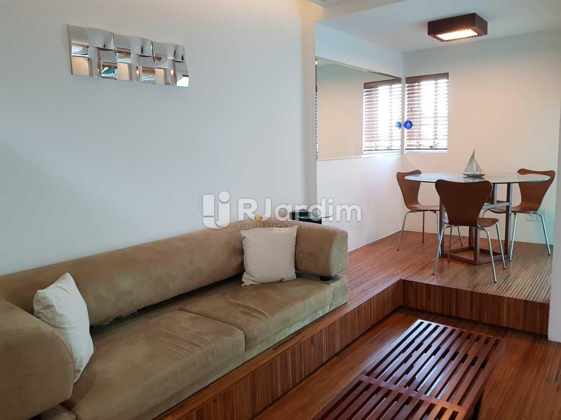 Sala - Flat 1 quarto à venda Lagoa, Zona Sul,Rio de Janeiro - R$ 1.200.000 - LAFL10008 - 7