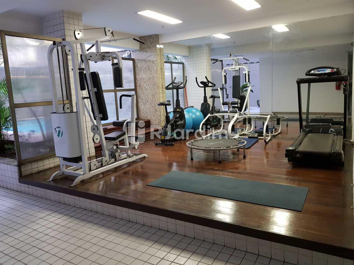 Academia - Flat 1 quarto à venda Lagoa, Zona Sul,Rio de Janeiro - R$ 1.200.000 - LAFL10008 - 23