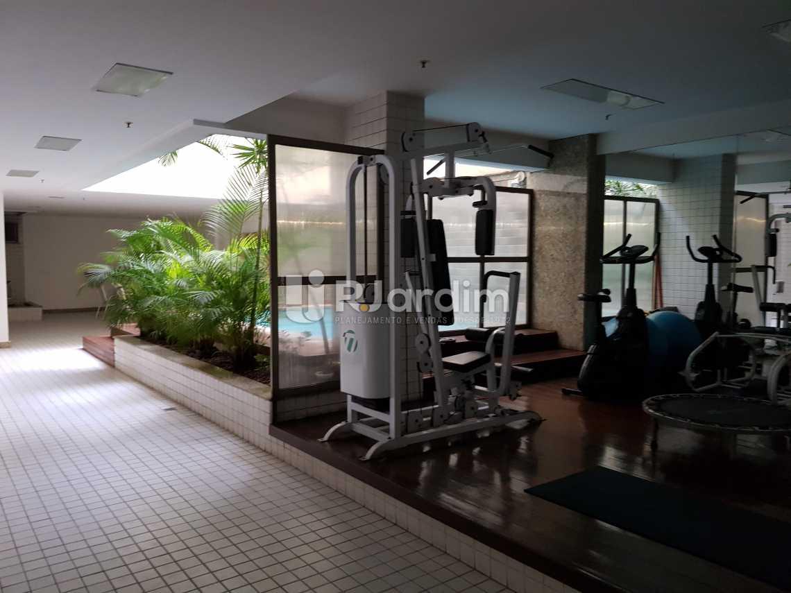 Academia - Flat 1 quarto à venda Lagoa, Zona Sul,Rio de Janeiro - R$ 1.200.000 - LAFL10008 - 22