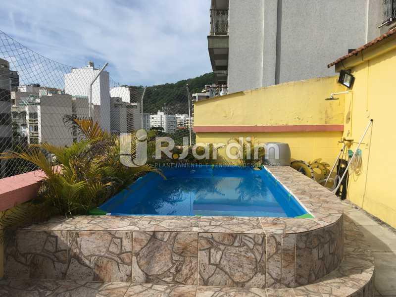 Piscina - Cobertura À Venda - Leblon - Rio de Janeiro - RJ - LACO30038 - 4