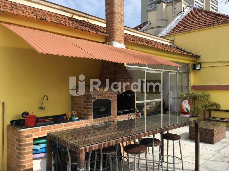 Terraço Gourmet - Cobertura À Venda - Leblon - Rio de Janeiro - RJ - LACO30038 - 3