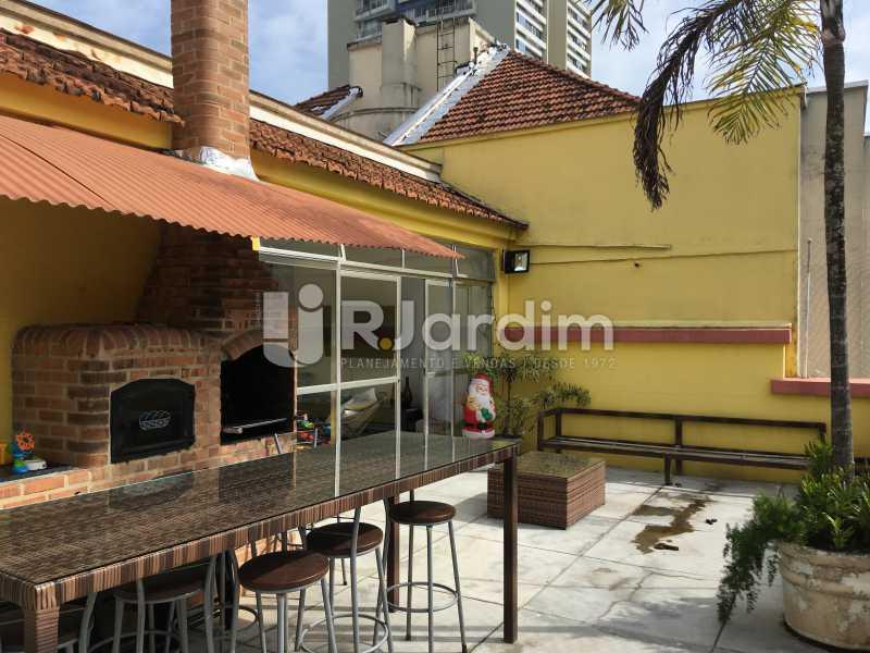 Terraço Gourmet - Cobertura À Venda - Leblon - Rio de Janeiro - RJ - LACO30038 - 5