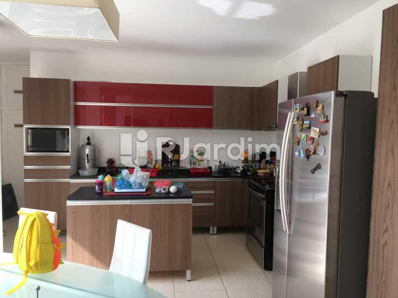 Cozinha/Àrea Goumet - Cobertura À Venda - Leblon - Rio de Janeiro - RJ - LACO30038 - 11