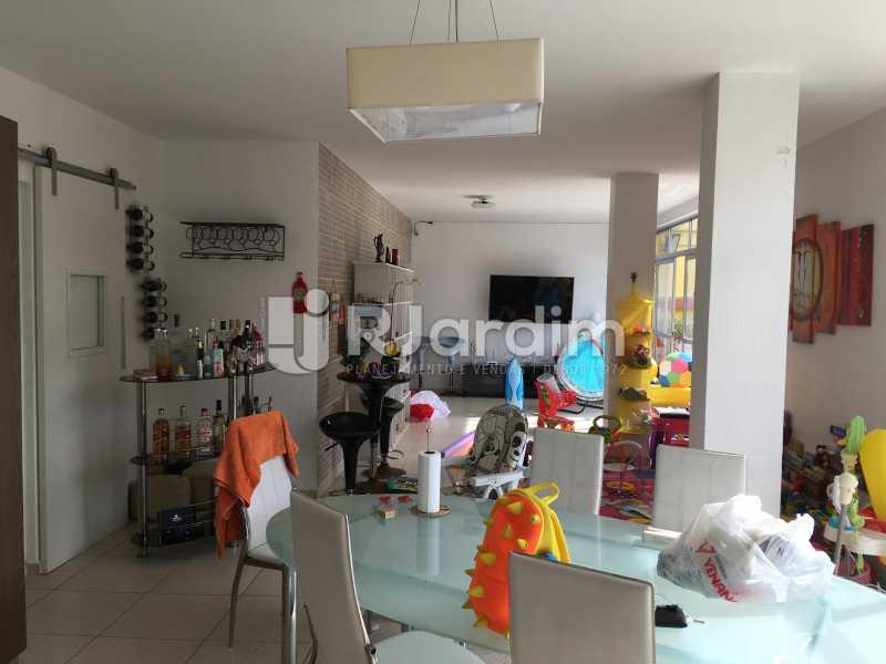 sala de jantar - Cobertura À Venda - Leblon - Rio de Janeiro - RJ - LACO30038 - 10