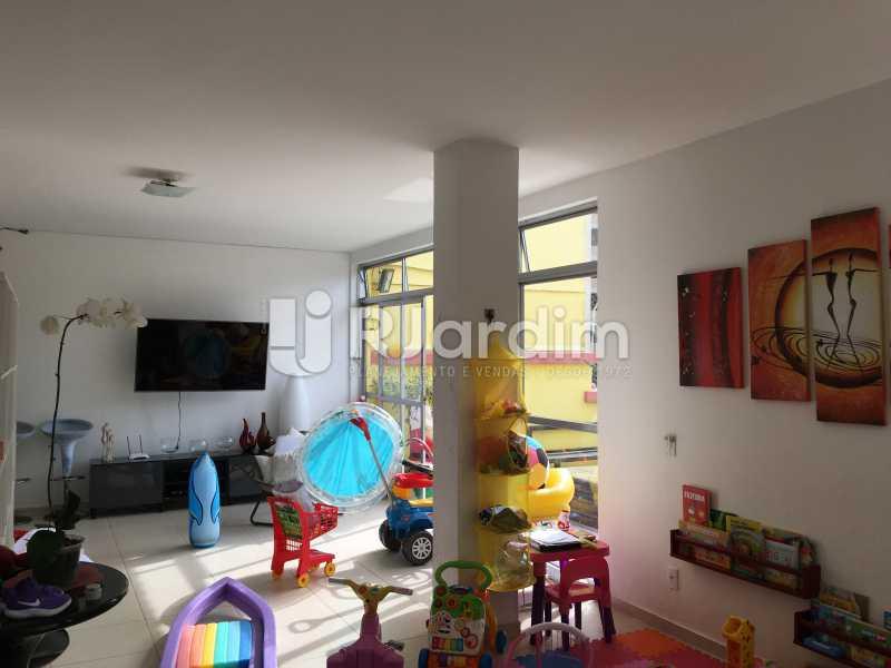 sala de estar - Cobertura À Venda - Leblon - Rio de Janeiro - RJ - LACO30038 - 9