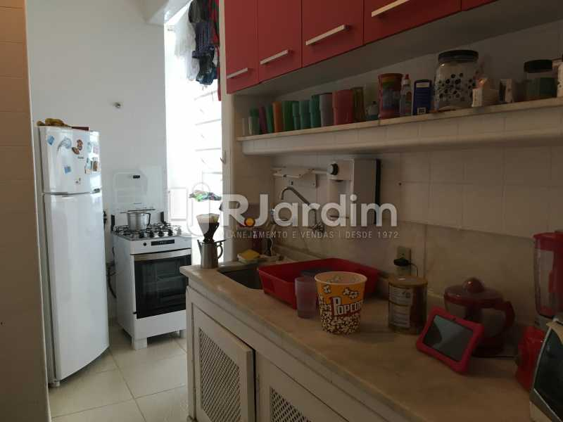cozinha - Cobertura À Venda - Leblon - Rio de Janeiro - RJ - LACO30038 - 15