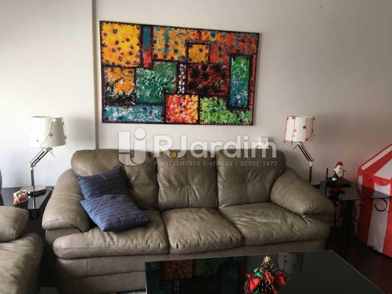 sala de estar - Cobertura À Venda - Leblon - Rio de Janeiro - RJ - LACO30038 - 7
