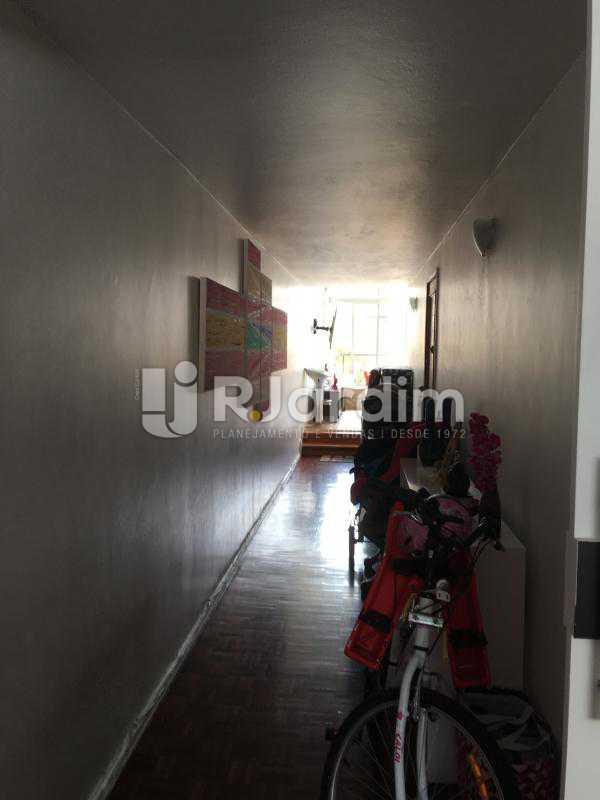corredor - Cobertura À Venda - Leblon - Rio de Janeiro - RJ - LACO30038 - 16