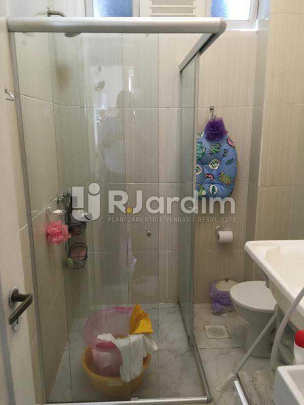 banheiro social - Cobertura À Venda - Leblon - Rio de Janeiro - RJ - LACO30038 - 27
