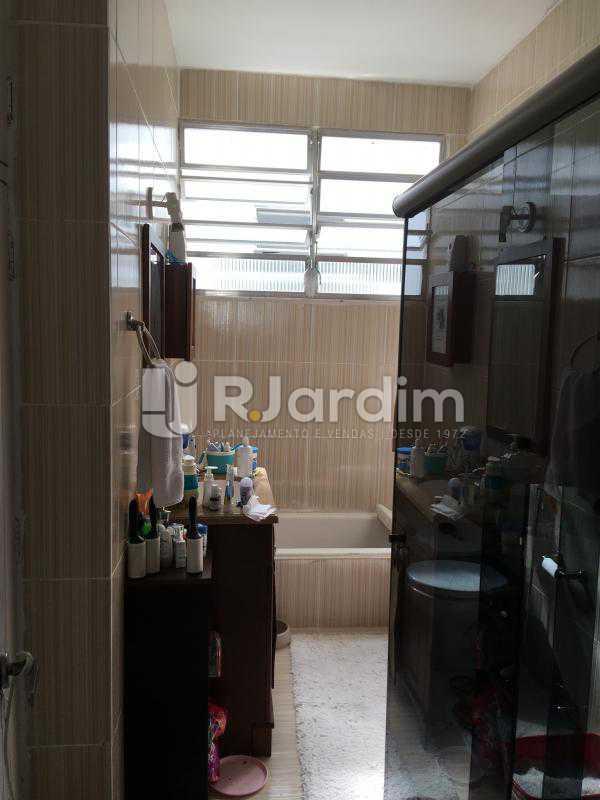 banheiro suite - Cobertura À Venda - Leblon - Rio de Janeiro - RJ - LACO30038 - 22