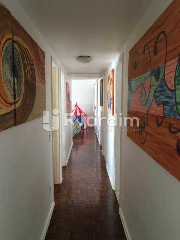 corredor - Cobertura À Venda - Leblon - Rio de Janeiro - RJ - LACO30038 - 29