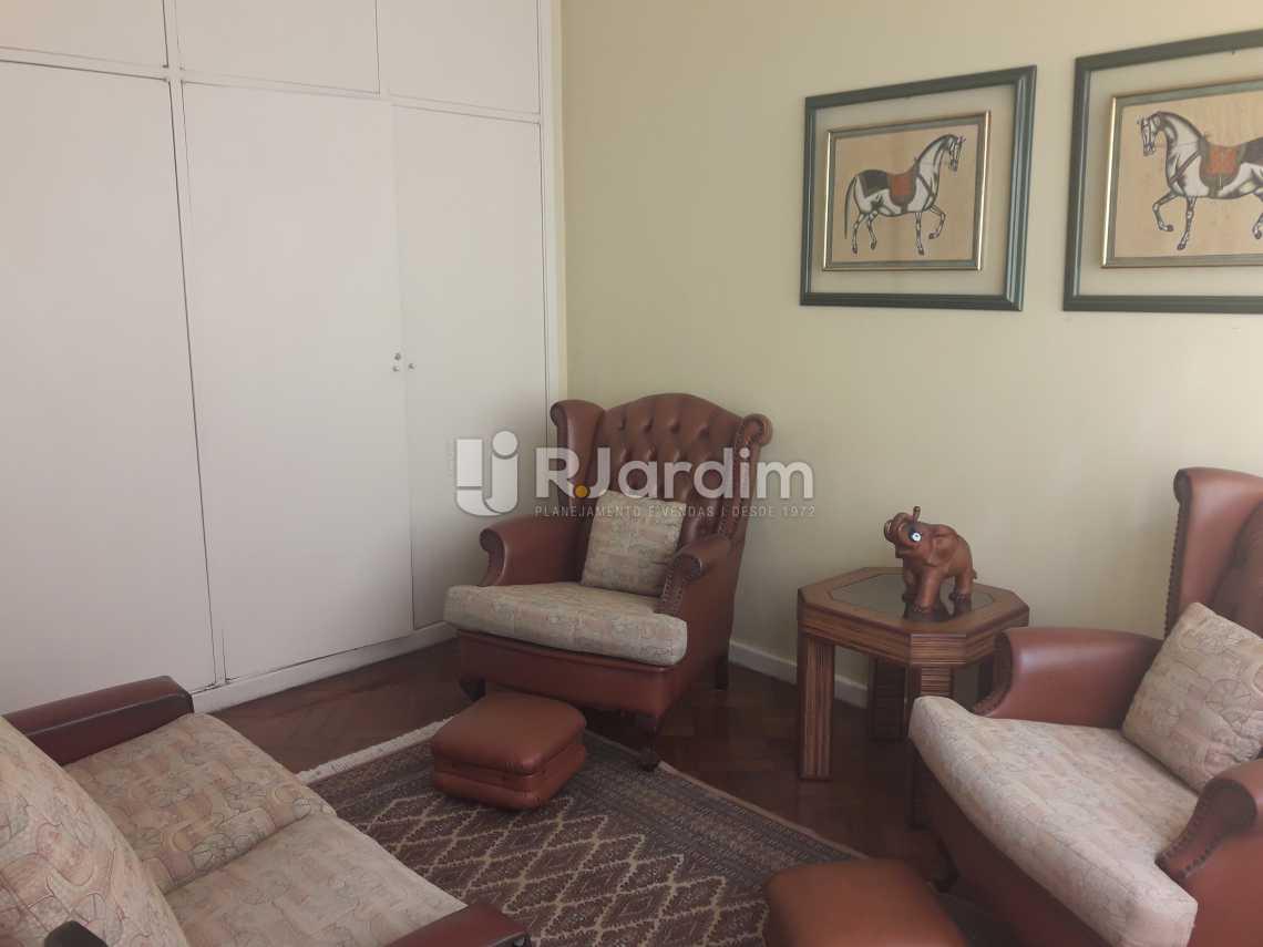 Quarto - Apartamento 4 quartos à venda Ipanema, Zona Sul,Rio de Janeiro - R$ 3.500.000 - LAAP40132 - 4