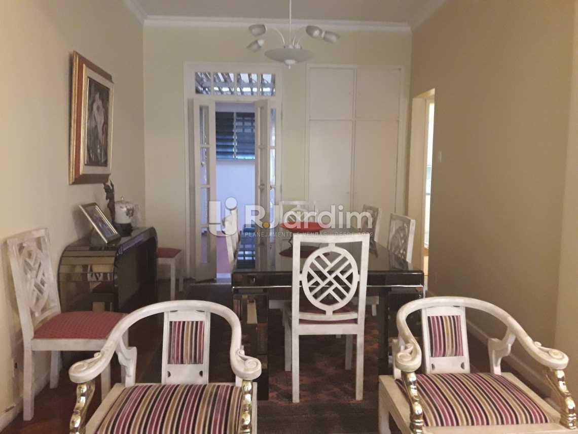 Sala p/ vários ambientes - Apartamento 4 quartos à venda Ipanema, Zona Sul,Rio de Janeiro - R$ 3.500.000 - LAAP40132 - 5