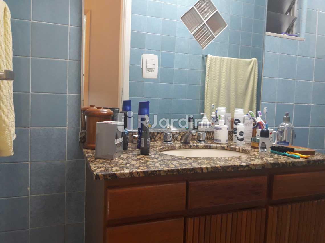 Banheiro Social - Apartamento À VENDA, Ipanema, Rio de Janeiro, RJ - LAAP40132 - 7