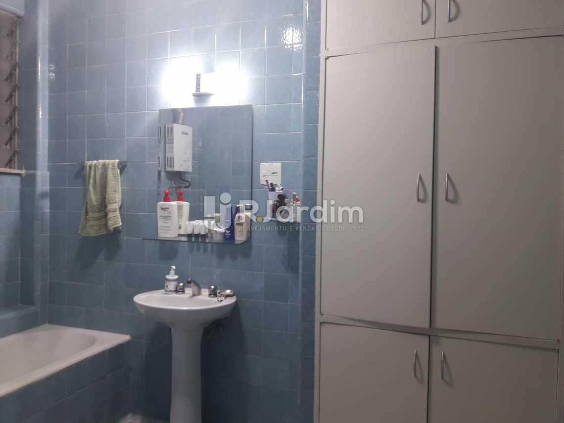 Banheiro Social - Apartamento À VENDA, Ipanema, Rio de Janeiro, RJ - LAAP40132 - 8