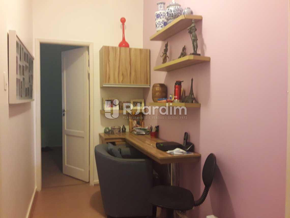 Escritório - Apartamento 4 quartos à venda Ipanema, Zona Sul,Rio de Janeiro - R$ 3.500.000 - LAAP40132 - 9