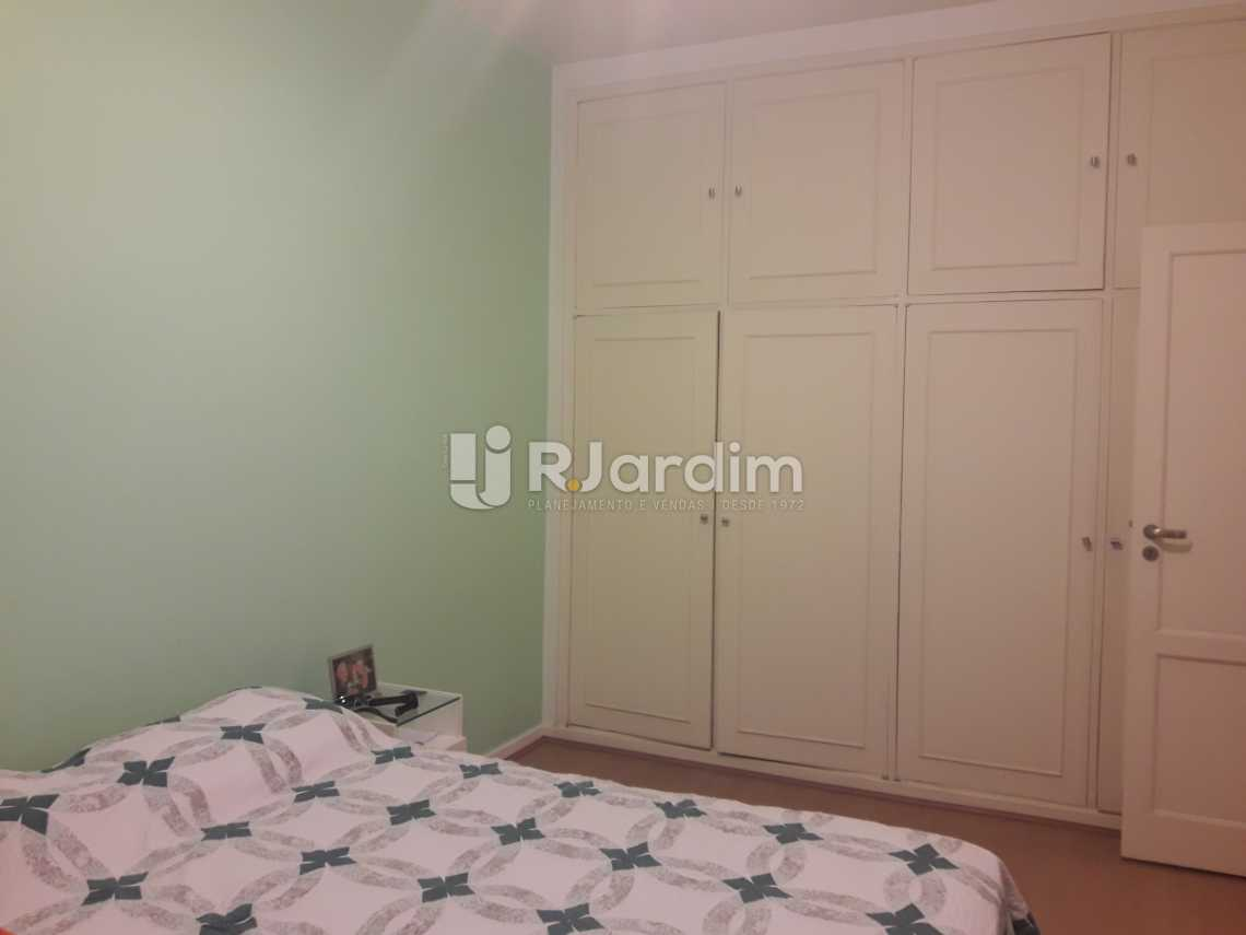 Quarto 2 - Apartamento 4 quartos à venda Ipanema, Zona Sul,Rio de Janeiro - R$ 3.500.000 - LAAP40132 - 11