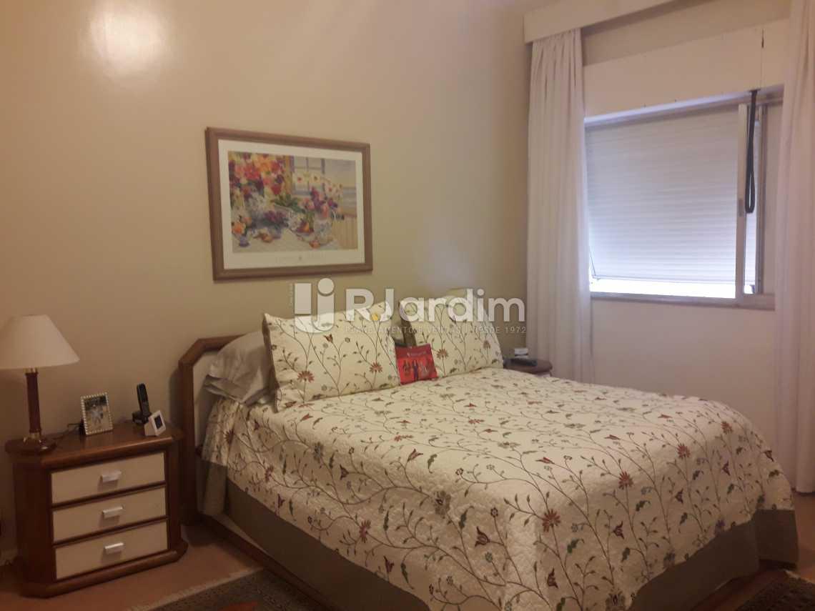 Quarto 3 - Apartamento 4 quartos à venda Ipanema, Zona Sul,Rio de Janeiro - R$ 3.500.000 - LAAP40132 - 12