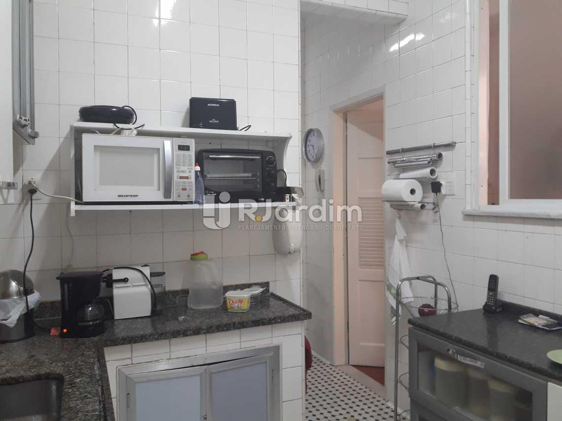 Cozinha - Apartamento 4 quartos à venda Ipanema, Zona Sul,Rio de Janeiro - R$ 3.500.000 - LAAP40132 - 15