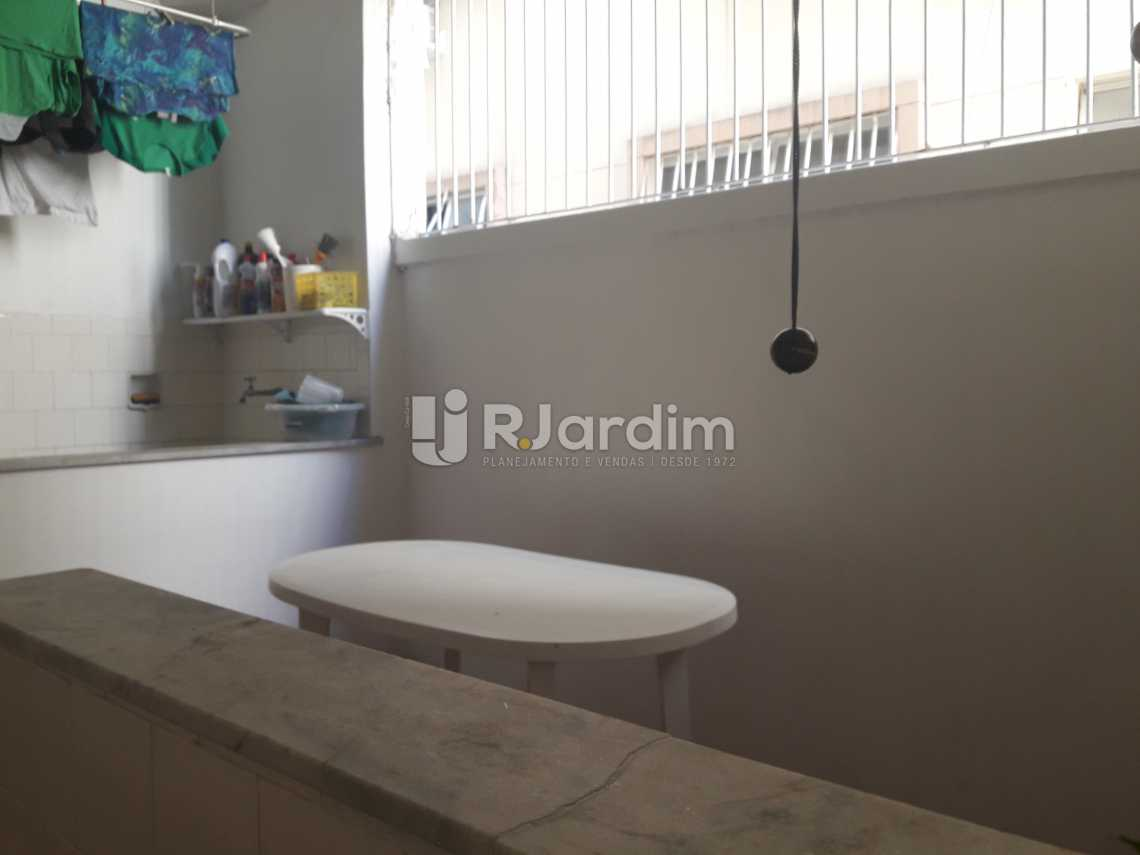Ampla área - Apartamento À VENDA, Ipanema, Rio de Janeiro, RJ - LAAP40132 - 18