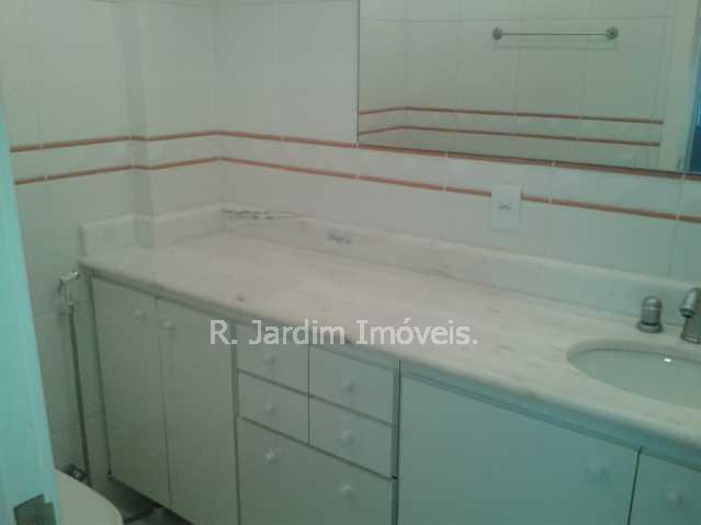Banheiro suíte - Apartamento Residencial Leblon - LAAP40137 - 7