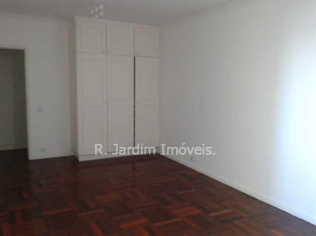 Quarto - Apartamento Residencial Leblon - LAAP40137 - 12