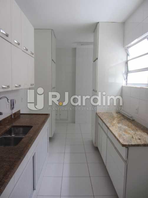 LEBLON 10 - Apartamento Residencial Leblon - LAAP40137 - 16