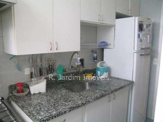 cozinha - Apartamento À Venda - Leblon - Rio de Janeiro - RJ - LAAP30303 - 24