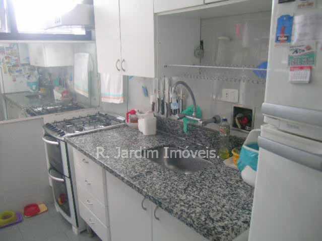 cozinha - Apartamento À Venda - Leblon - Rio de Janeiro - RJ - LAAP30303 - 23