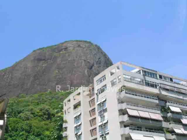 vista terraço - Apartamento À Venda - Leblon - Rio de Janeiro - RJ - LAAP30303 - 26
