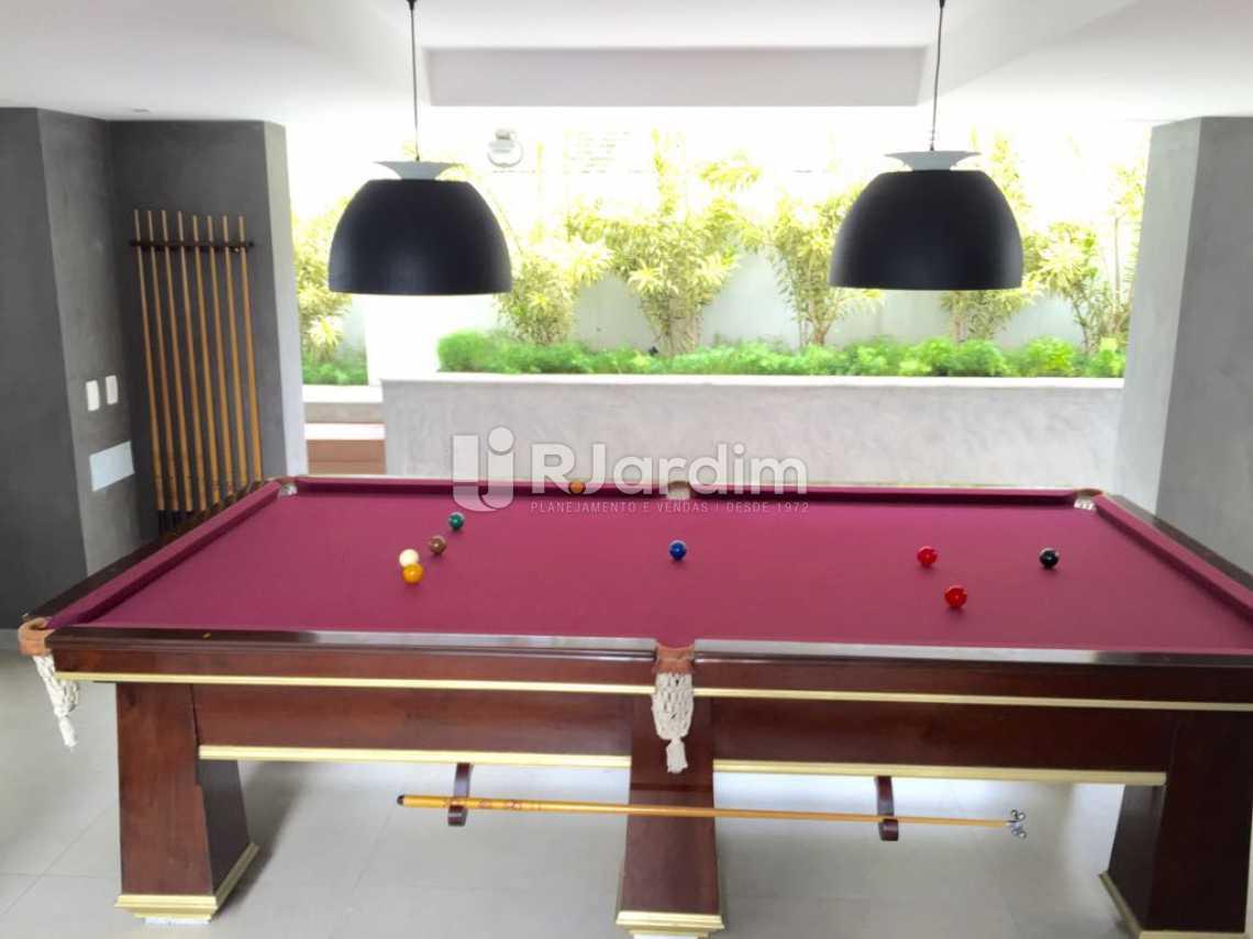 Sala de jogos - Compra Venda Avaliação Imóveis Apartamento Ipanema 4 Suítes - LAAP40153 - 28