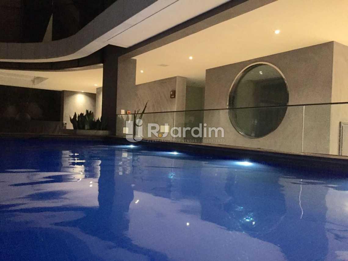 Piscina  - Compra Venda Avaliação Imóveis Apartamento Ipanema 4 Suítes - LAAP40153 - 27