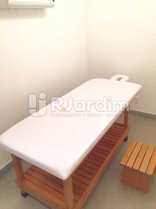 Sala de massagem - Compra Venda Avaliação Imóveis Apartamento Ipanema 4 Suítes - LAAP40153 - 30