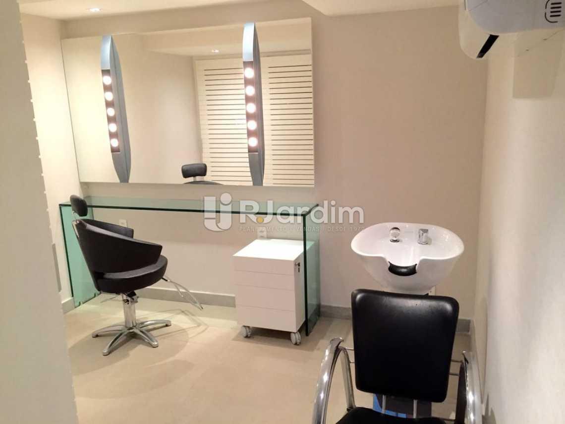 Salão de beleza - Compra Venda Avaliação Imóveis Apartamento Ipanema 4 Suítes - LAAP40153 - 29