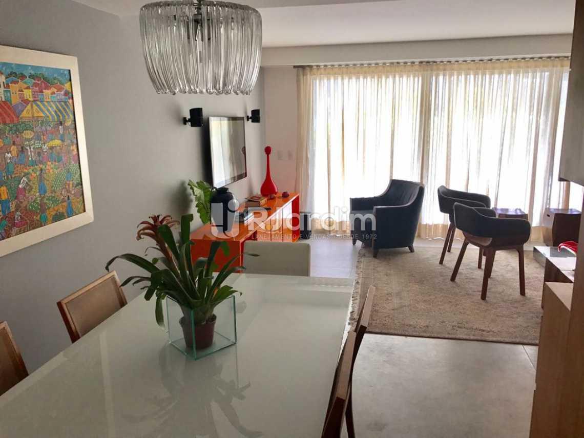Salão - Compra Venda Avaliação Imóveis Apartamento Ipanema 4 Suítes - LAAP40153 - 8