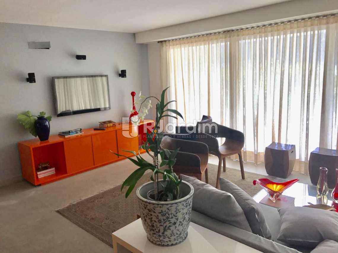 Salão - Compra Venda Avaliação Imóveis Apartamento Ipanema 4 Suítes - LAAP40153 - 6