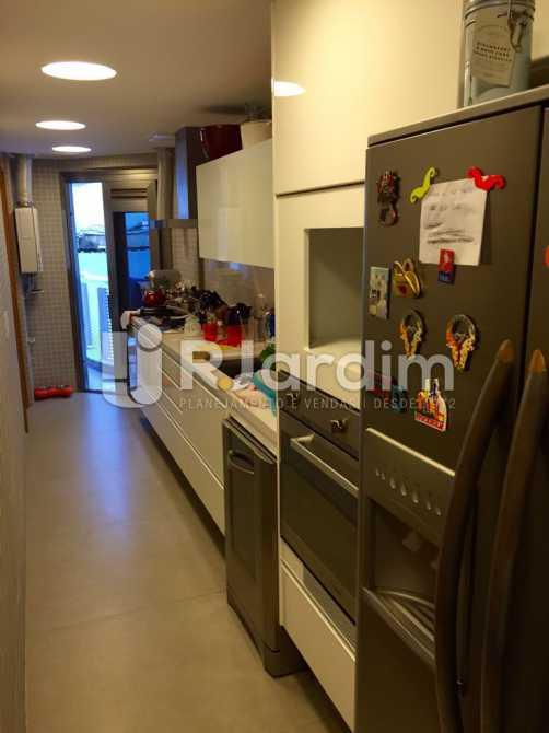 Copa Cozinha - Compra Venda Avaliação Imóveis Apartamento Ipanema 4 Suítes - LAAP40153 - 10